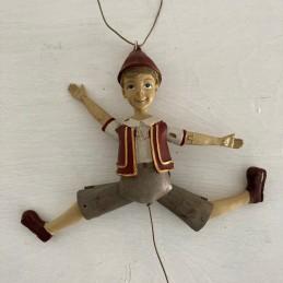Pinocchio závěsný pohyblivý
