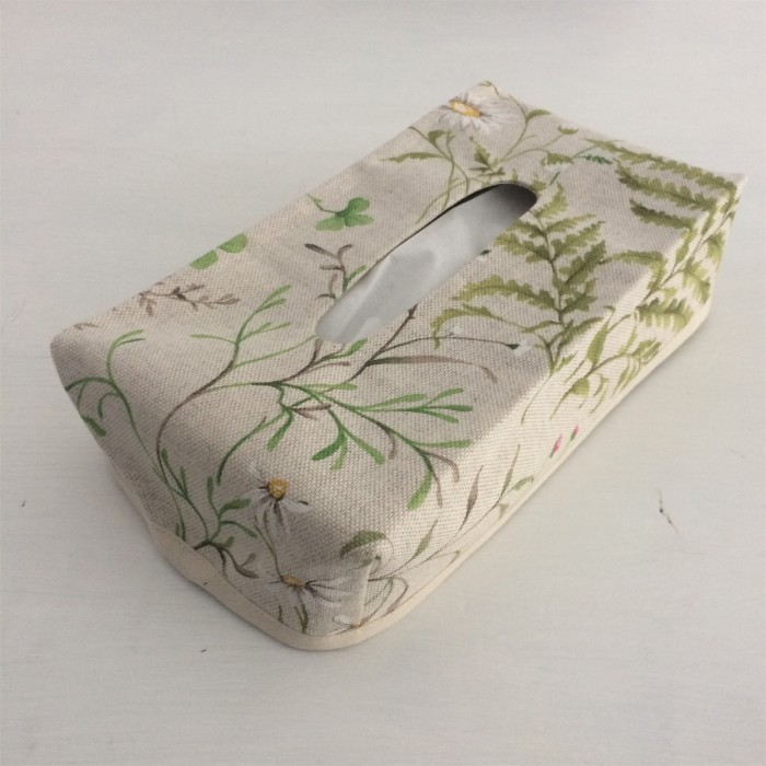 Látkový povlak na kapesníky
