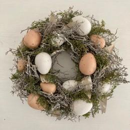 Věnec vejce průměr 24 cm