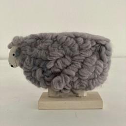 Ovce dřevo chlupatá