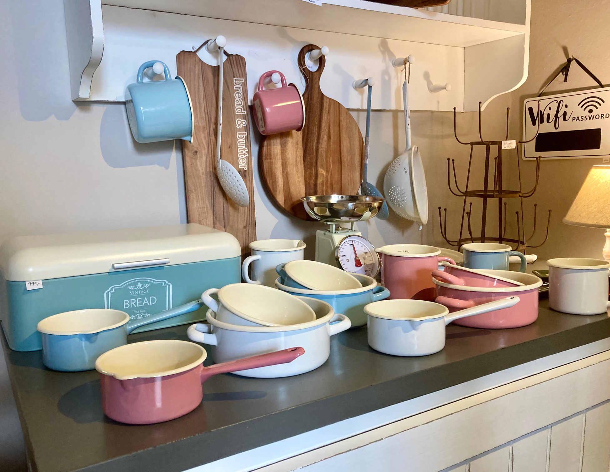 Smaltové nádobí